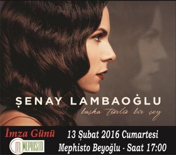 Şenay Lambaoğlu imza