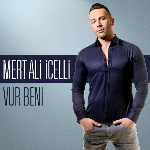 MertAliIcelli_Vur Beni_kapak