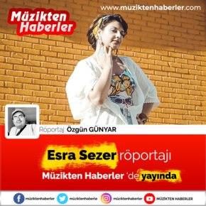 ESRA SEZER: İYİ Kİ TV'DEKİ 3 BÜYÜK YARIŞMAYAKATILMIŞIM!