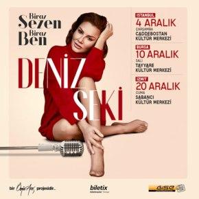 """""""BİRAZ SEZEN BİRAZ BEN DENİZ SEKİ"""" YOLAÇIKIYOR!"""