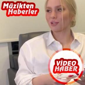 VİDEO HABER: ALEYNA TİLKİ'NİN KLİP SETİGÖRÜNTÜLERİ!