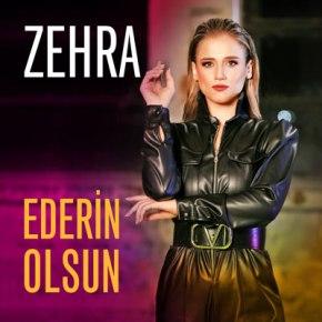 """CENNETTEN ÇİÇEK ZEHRA'DAN 2. ŞARKI """"EDERİNOLSUN""""!"""